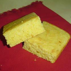 Sweet Corn Bread chefchristabug