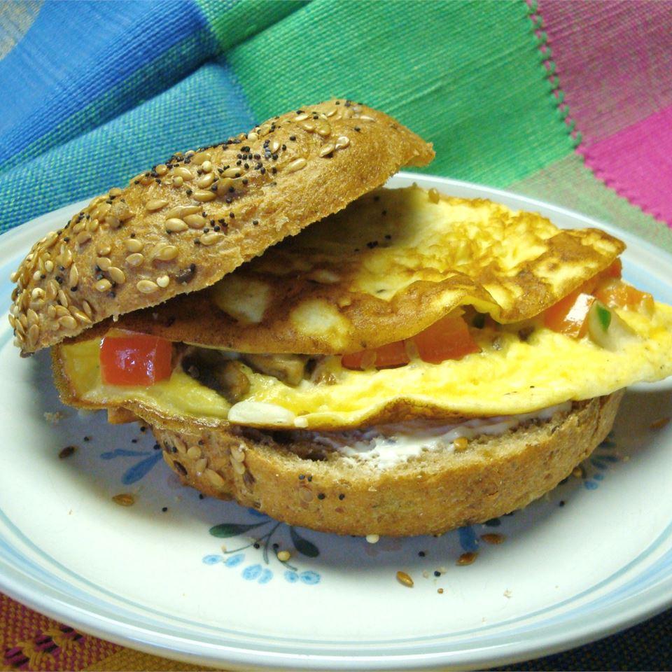 The Breakfast Omwich Gitano