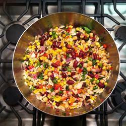 Mexican Orzo Salad Tim Brennan