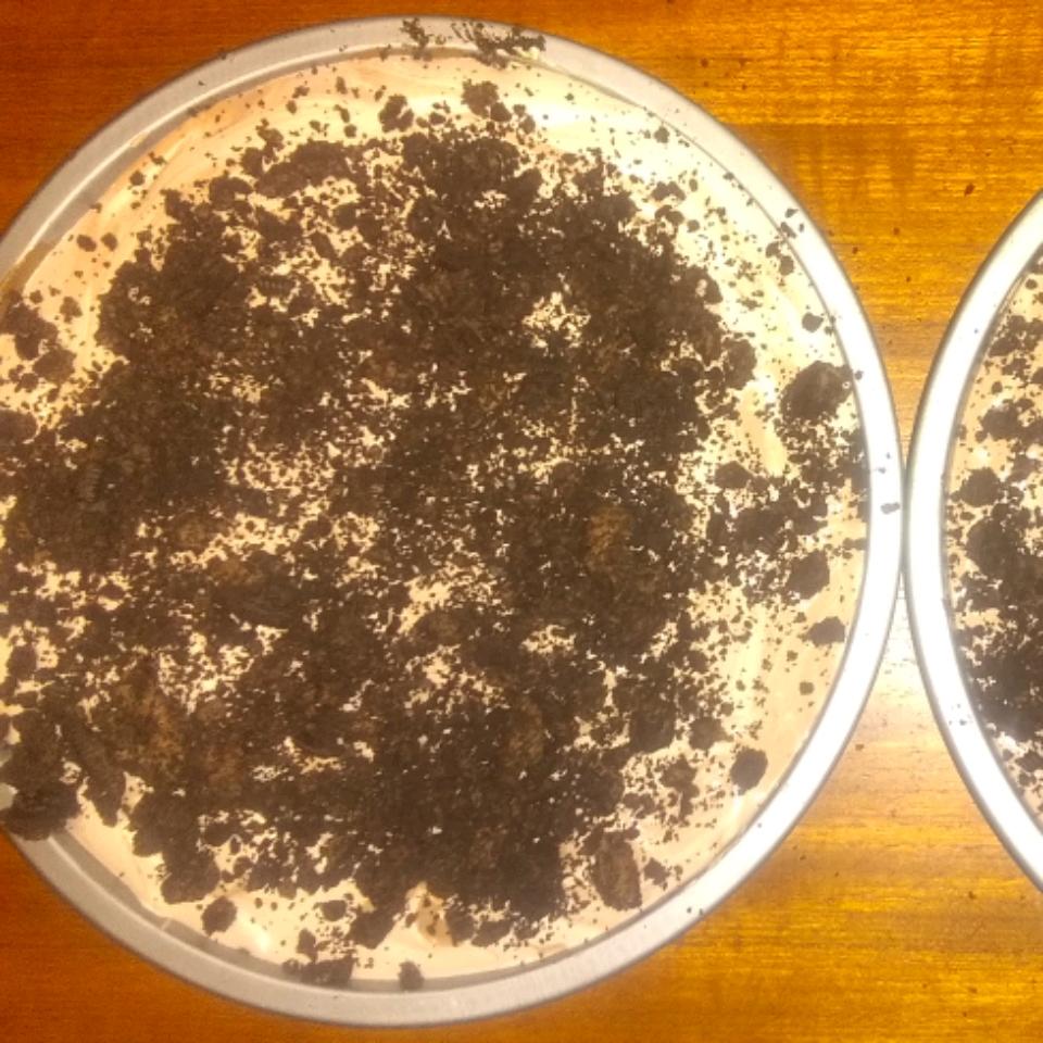 OREO Triple-Layer Chocolate Pie