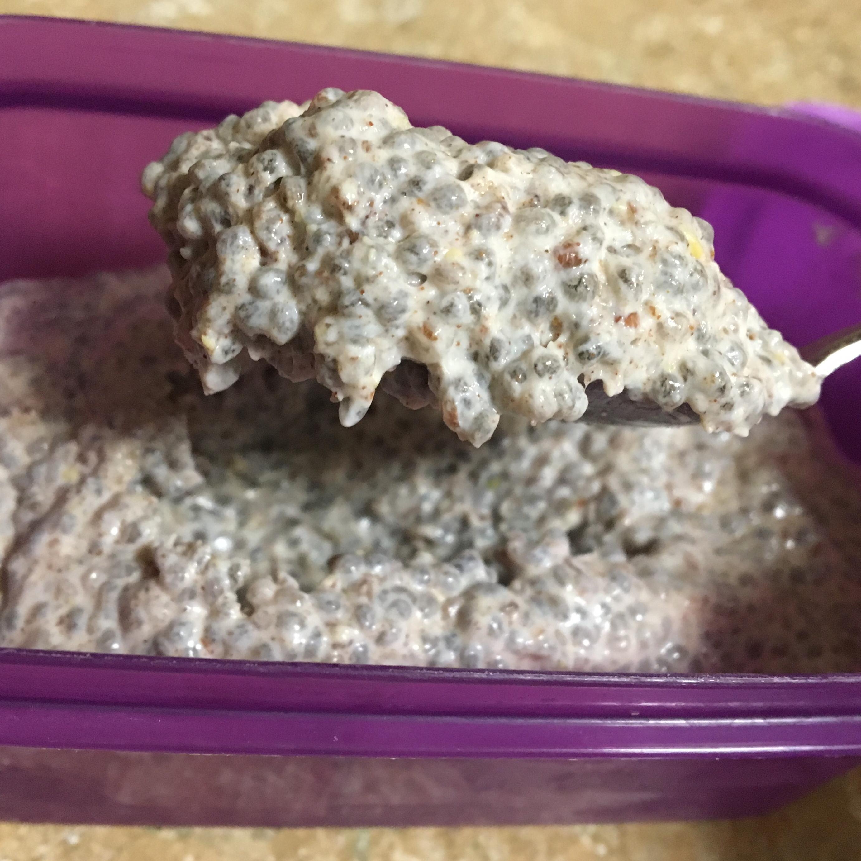 Chia Greek Yogurt Pudding Tracy