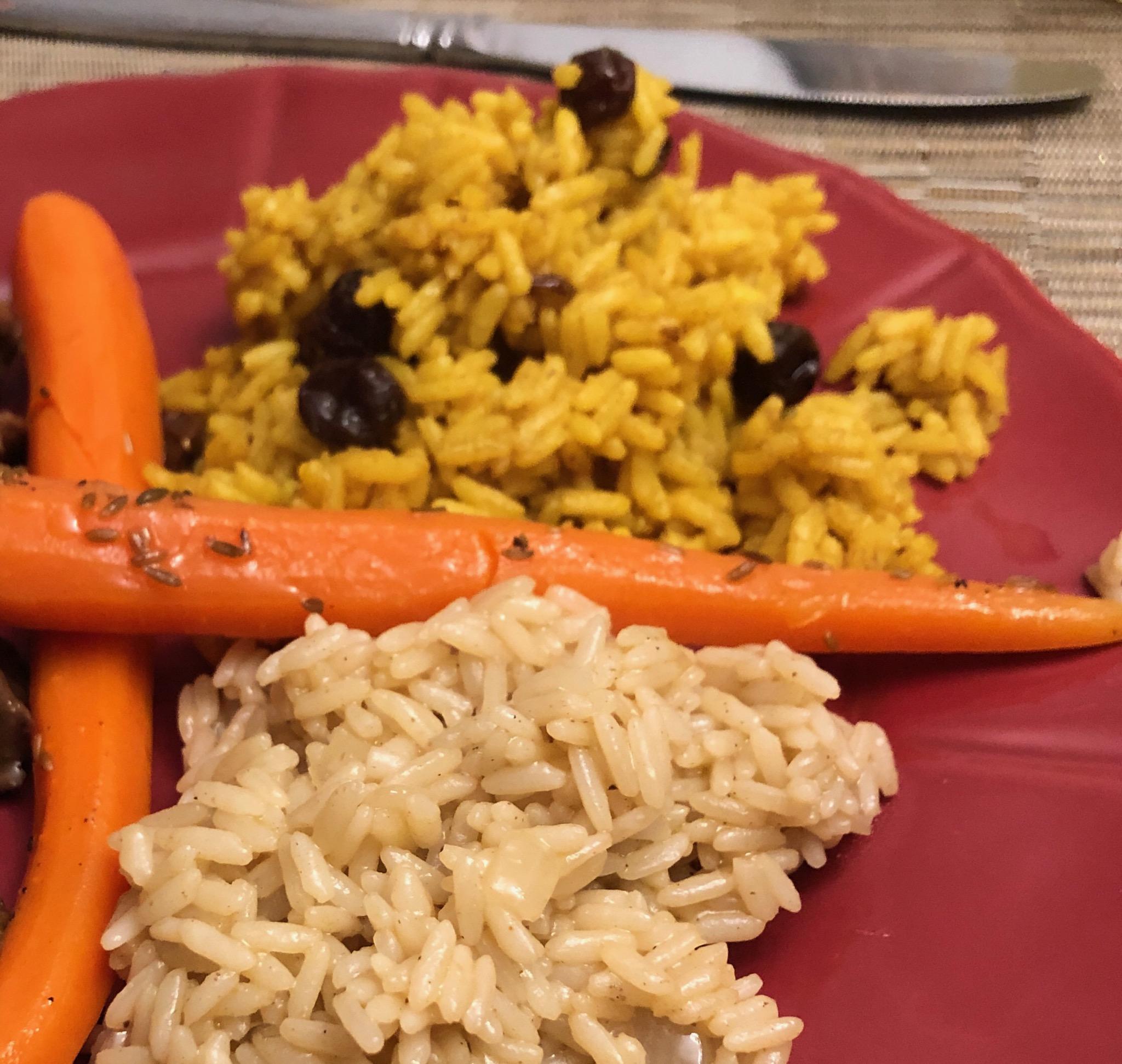 Vegan Baked Carrots