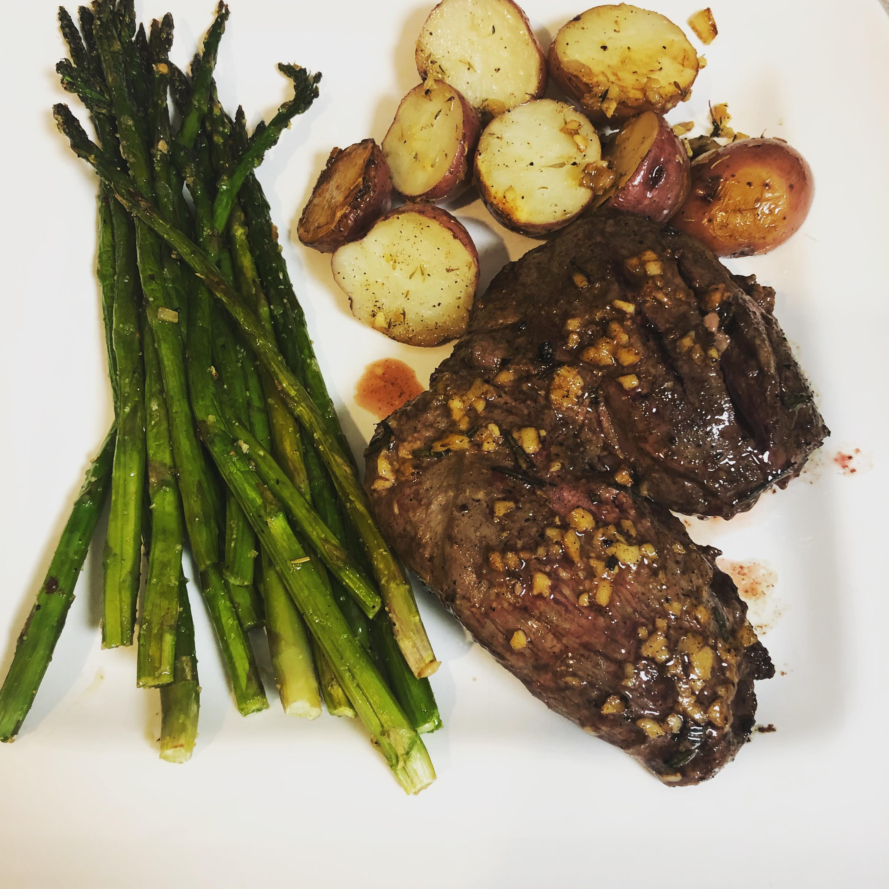 Grilled Leg of Lamb Steaks Christy Shadowens