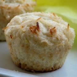Pina Colada Muffins mominml