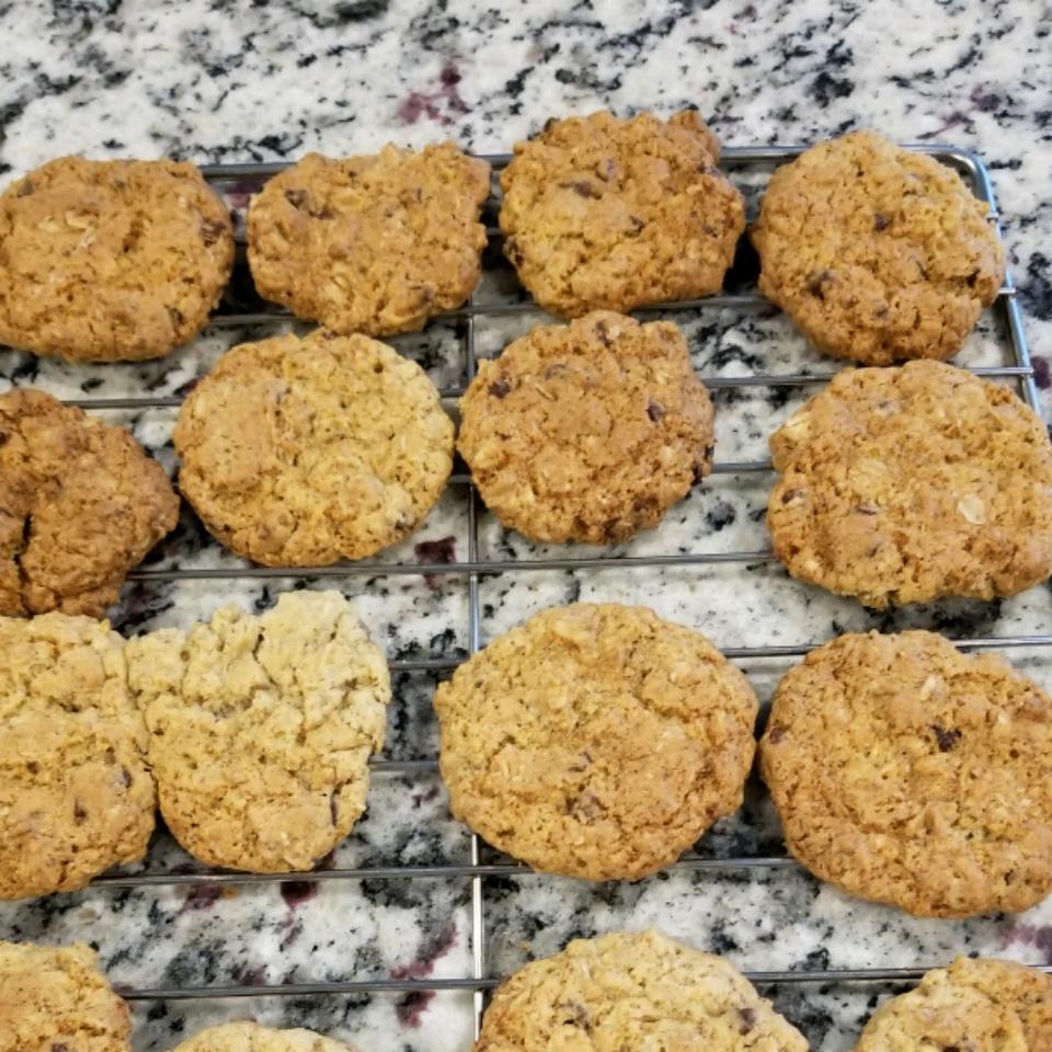 Lactation Cookies Valeria Yepez Espinales