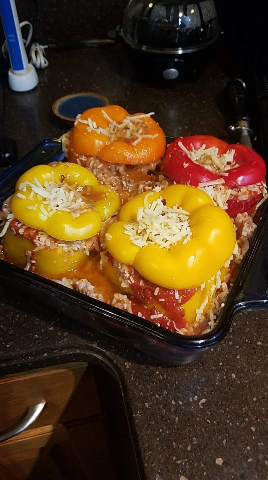 Chef John's Stuffed Peppers Sarah Ann Gilyan