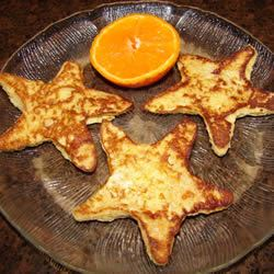 French Toast Stars