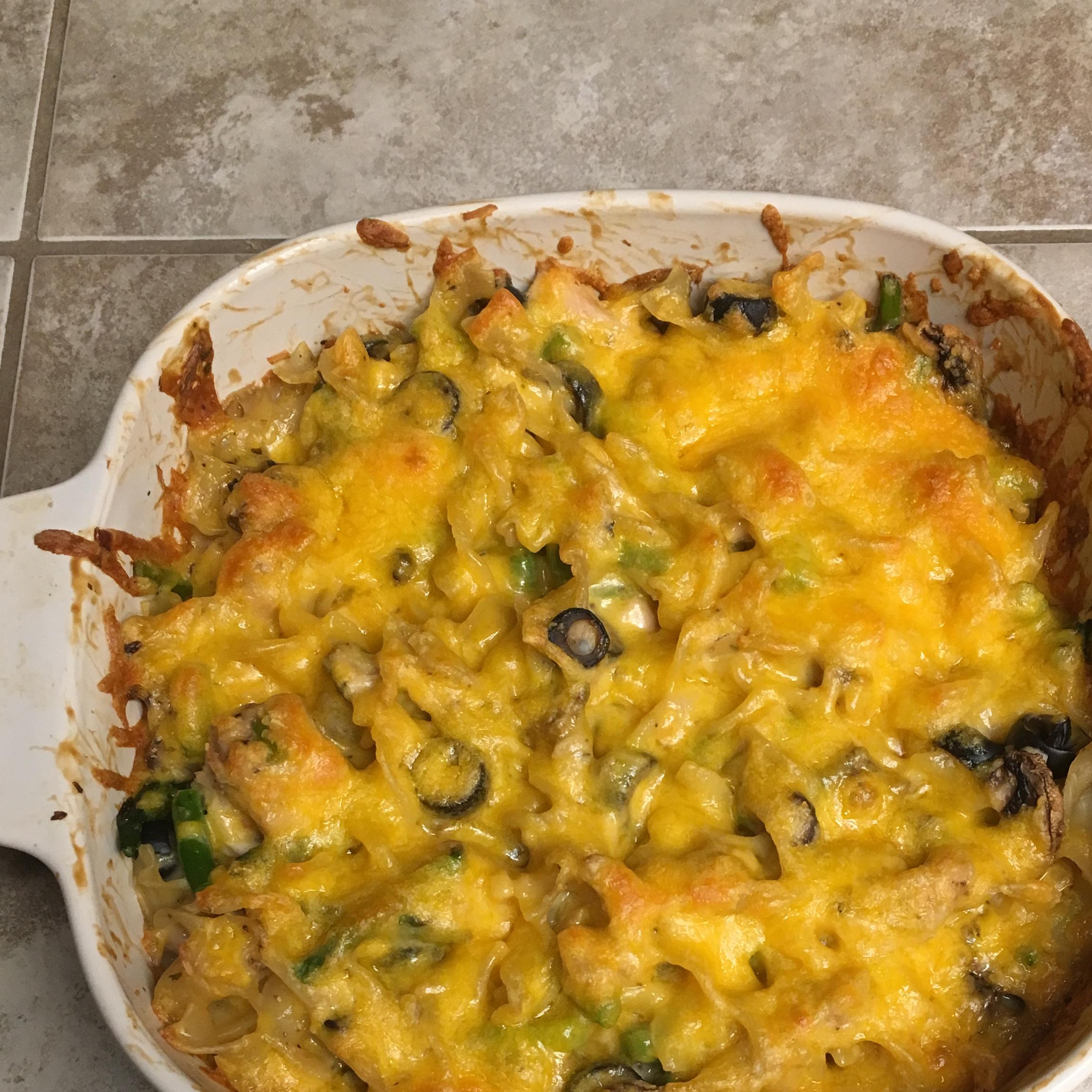 Tuna Noodle Asparagus Casserole Fishwhsiperer