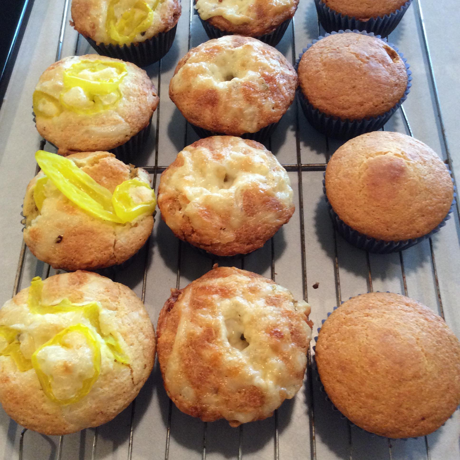 Buttermilk Cornbread Muffins georgeb