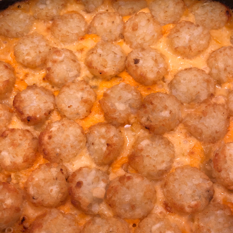 Veggie Tot Mac & Cheese Annette Kuefler MacSween