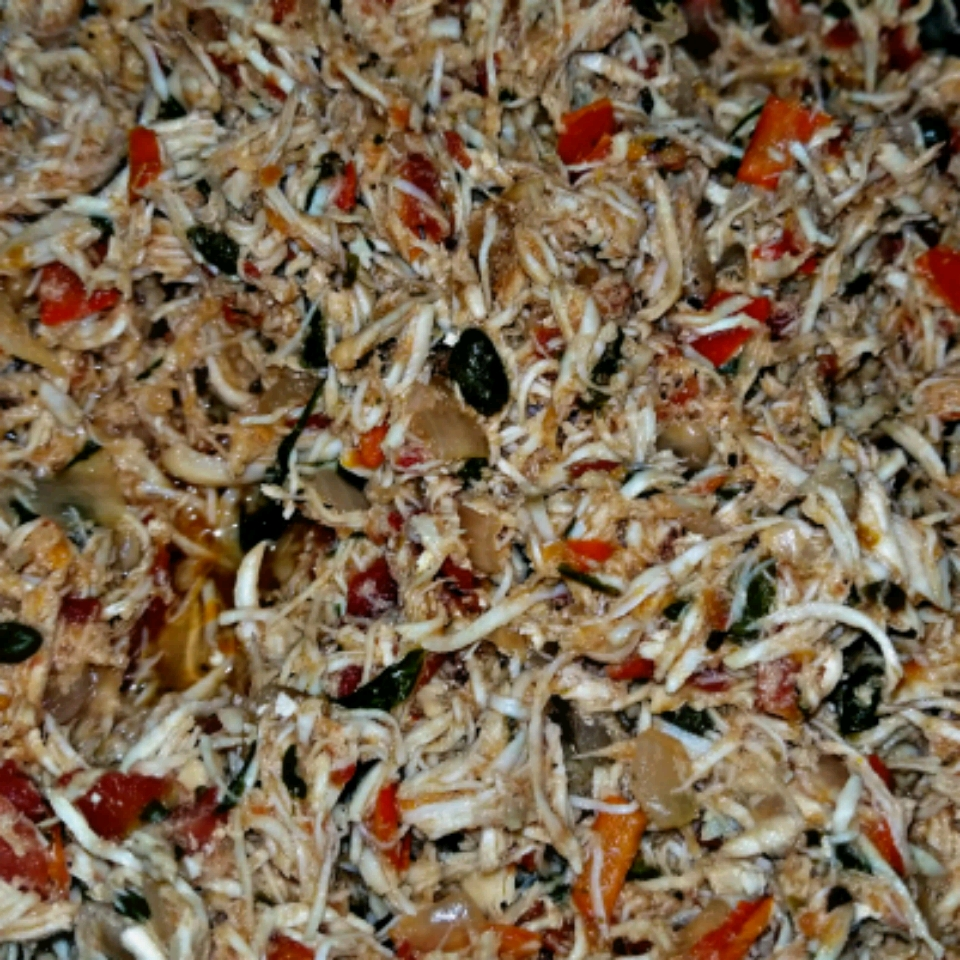 Pollo Mechado (Shredded Chicken) Julie Glase
