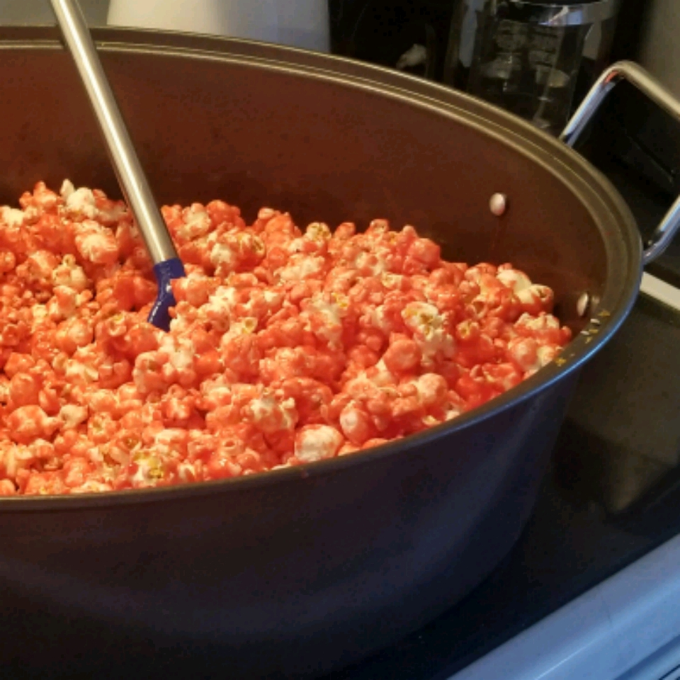 Cinnamon Popcorn II Julie Nordine