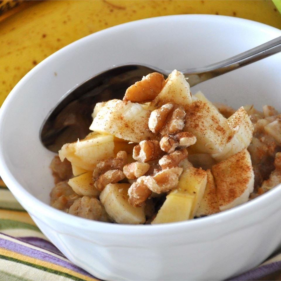 Good-Morning Banana Nut Cereal Alberta Rose