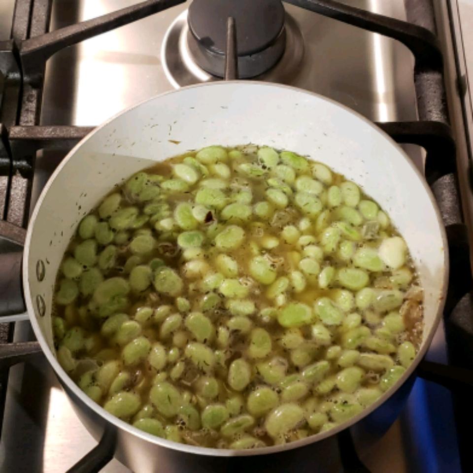 Easy Lima Beans Beki Vaupel Begalka