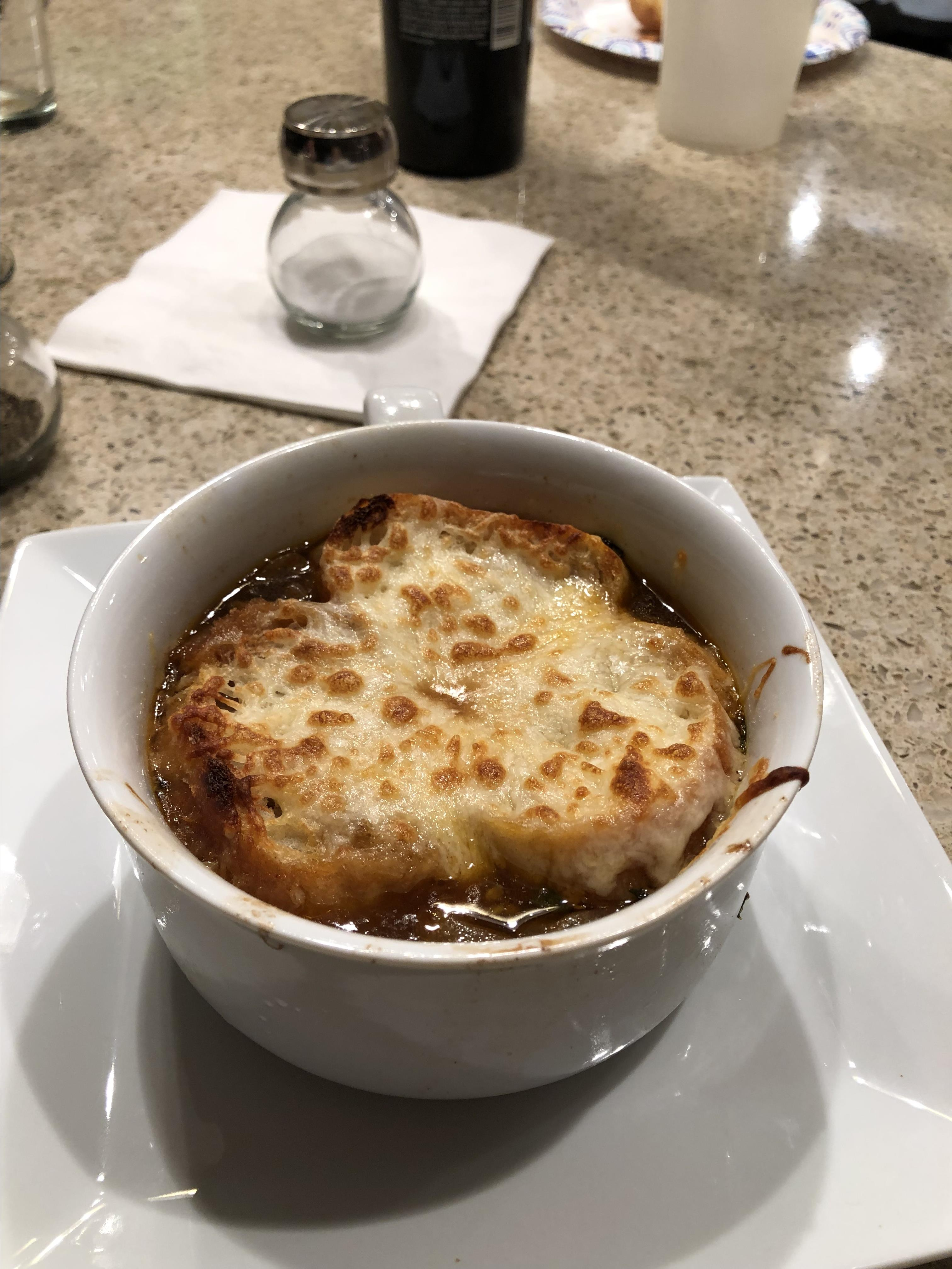 Instant Pot® French Onion Soup Monica Heidecke