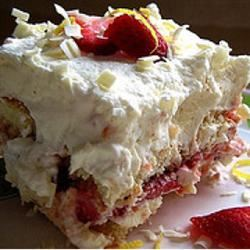 Strawberry Shortcake Cheesecake heather nichole