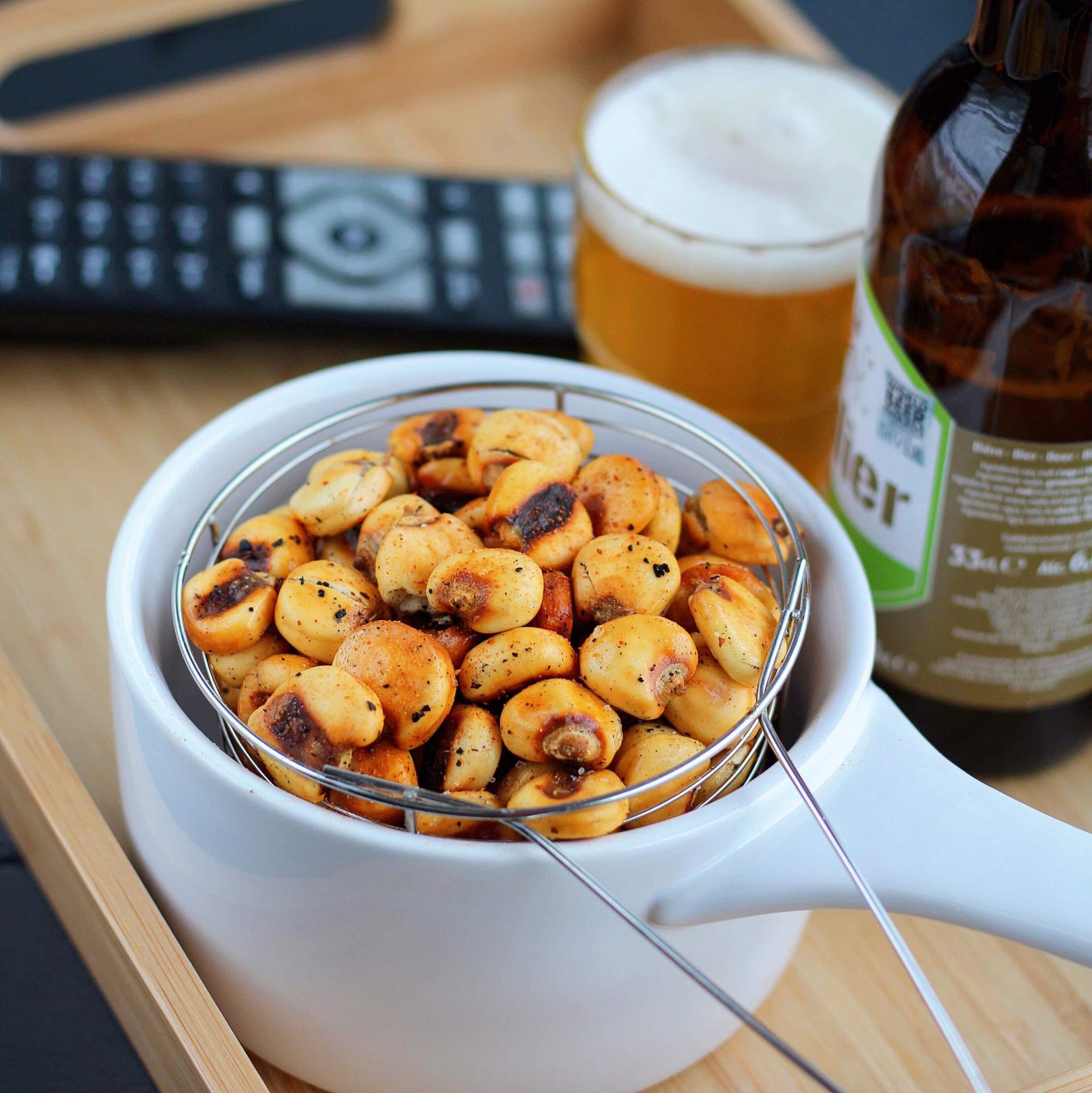 Air Fryer Corn Nuts
