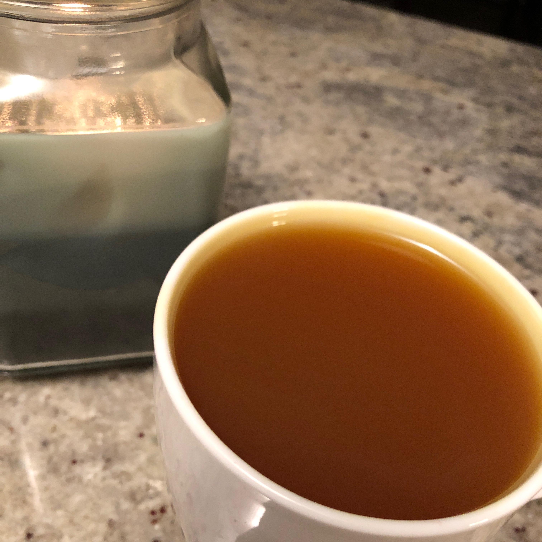 Ginger-Turmeric Herbal Tea