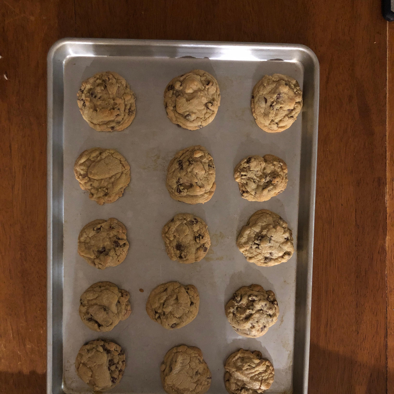 Vanilla Rich Chocolate Chip Cookies Renee Williams