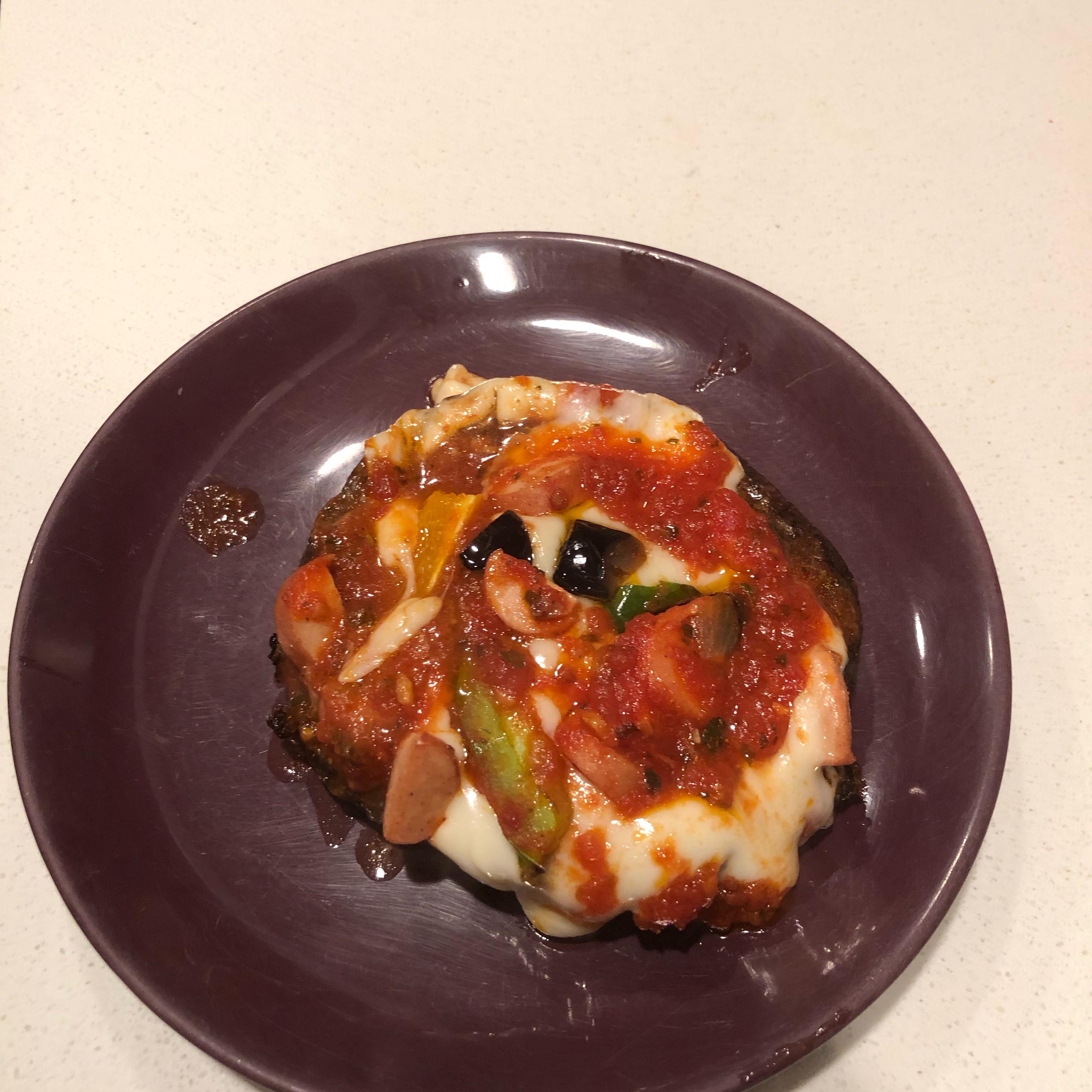Pizza-Style Portabello Mushrooms Jennifer