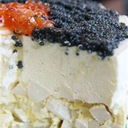 Wow! Is that Caviar?