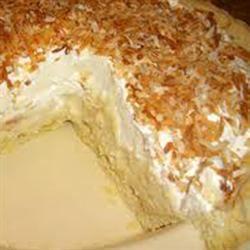Truly Coconutty Cream Pie