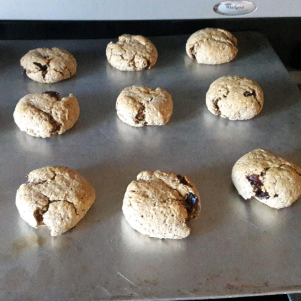 Clean Breakfast Cookies Wendy Laliberte Daniels