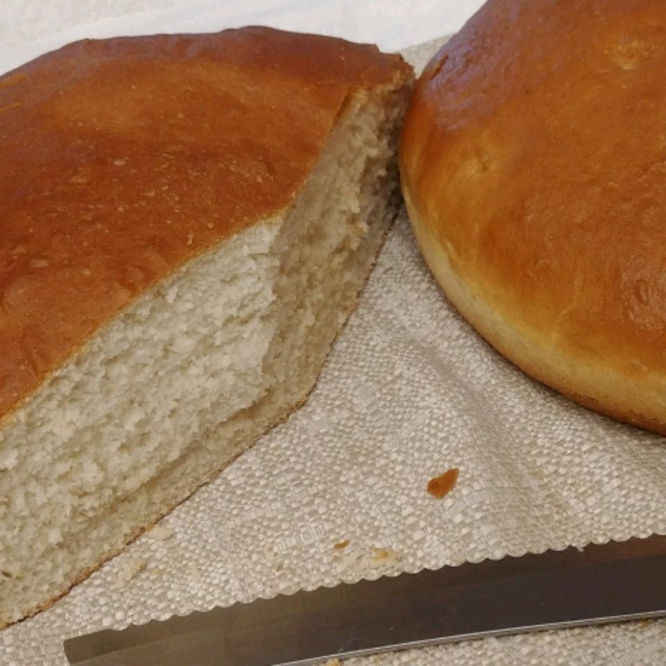 Amish White Bread James