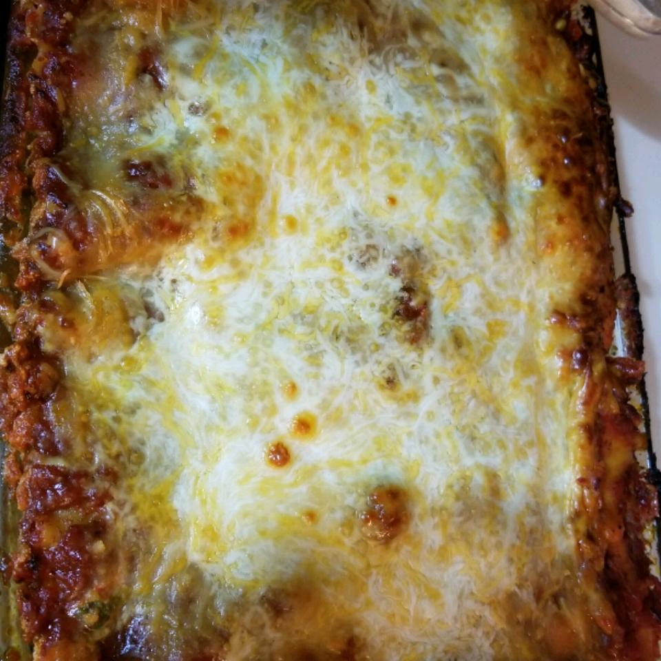 Deadly Delicious Lasagna