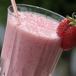 Strawberry Milkshake Supreme mominml