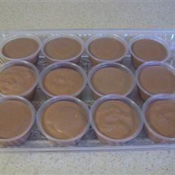 Pudding Shots Marisa Nicholls