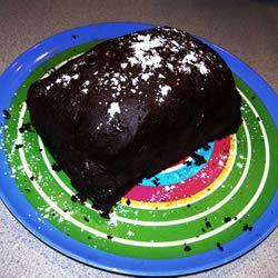 Scrumptious Chocolate Cake AKMONKI