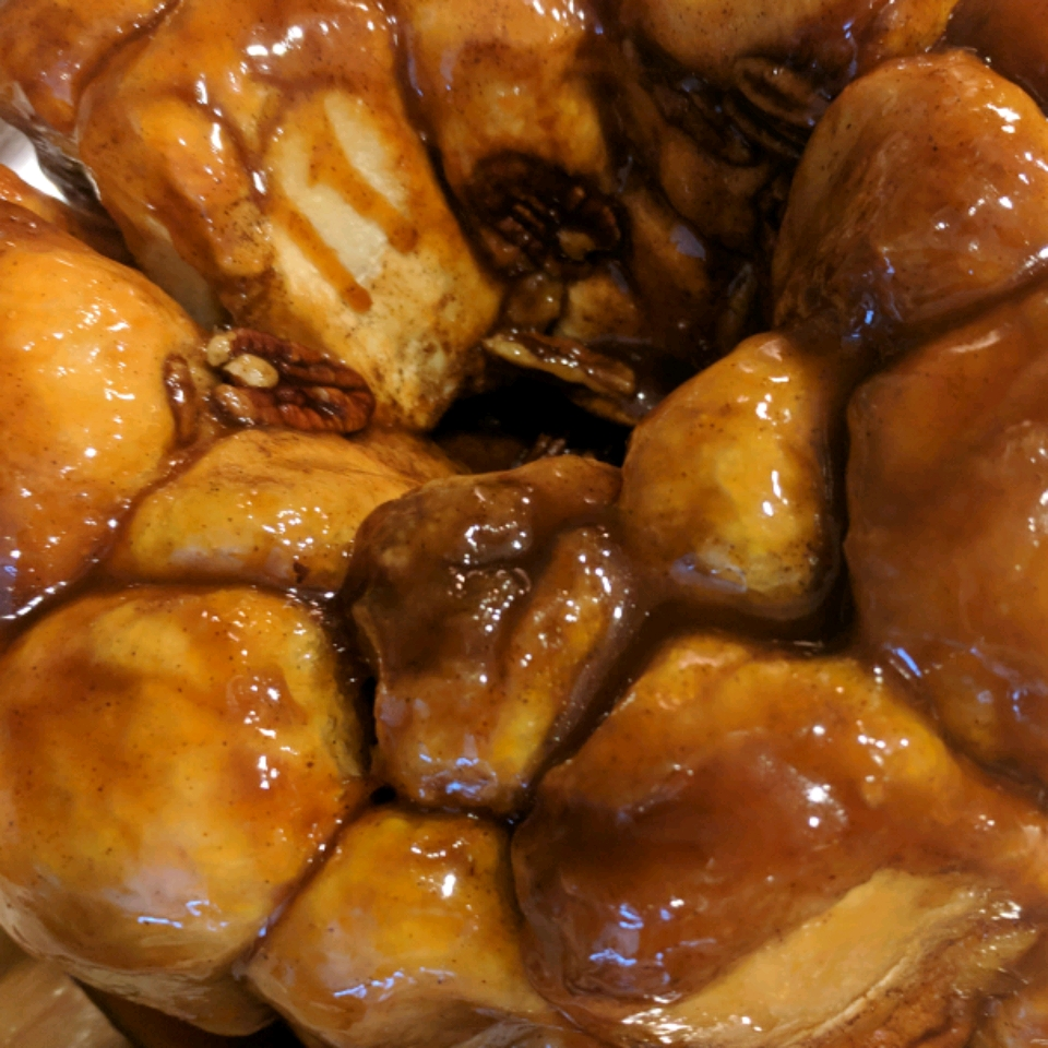 Amazing Monkey Bread Mary Zink