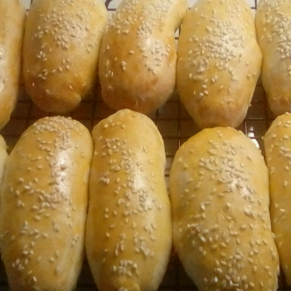 Chinese Cocktail Buns