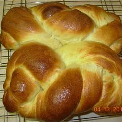 Bread Machine Challah II