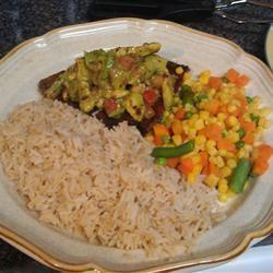 Flank Steak with Avocado Salsa Christy