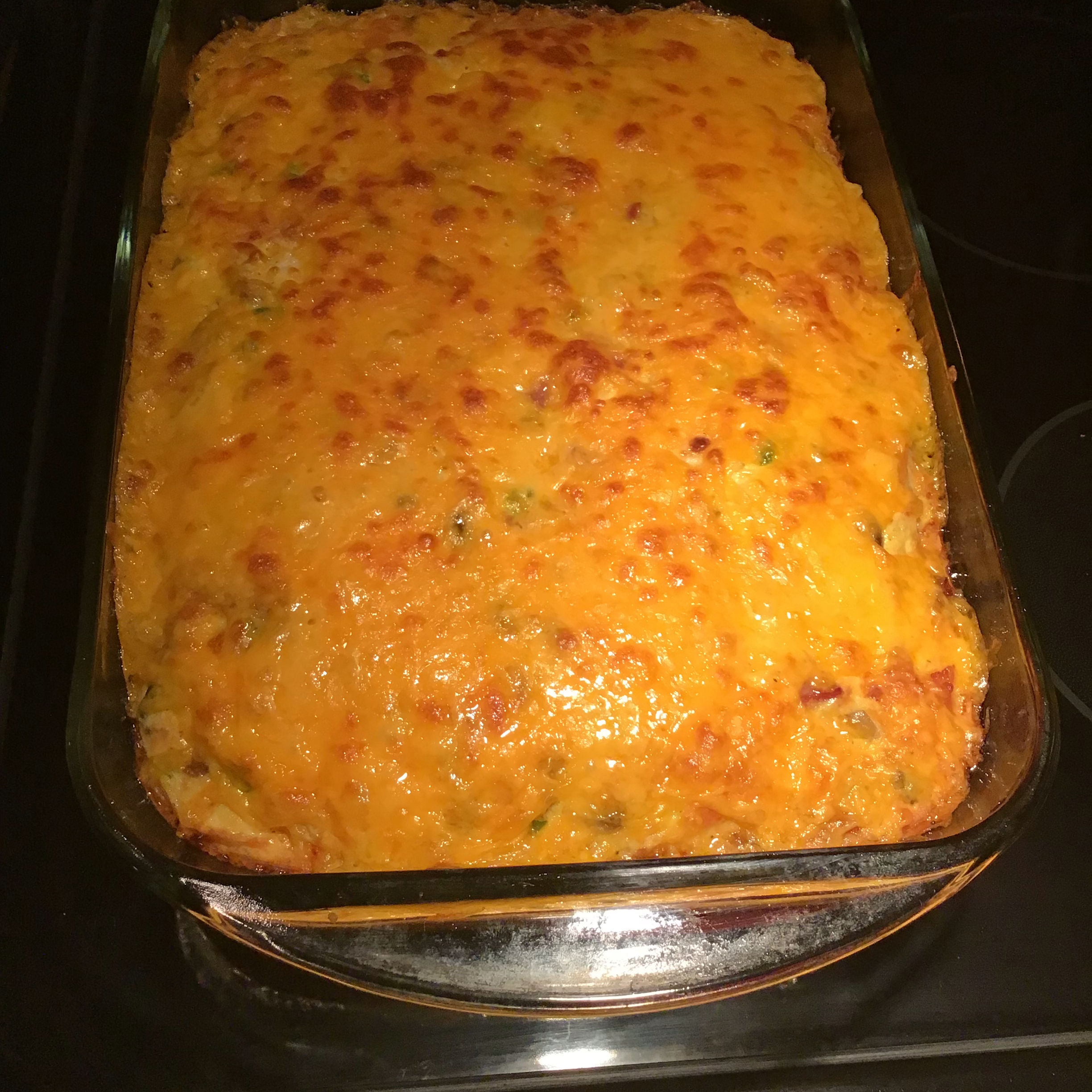 Ham and Egg Breakfast Bake Diane Ross Cannon