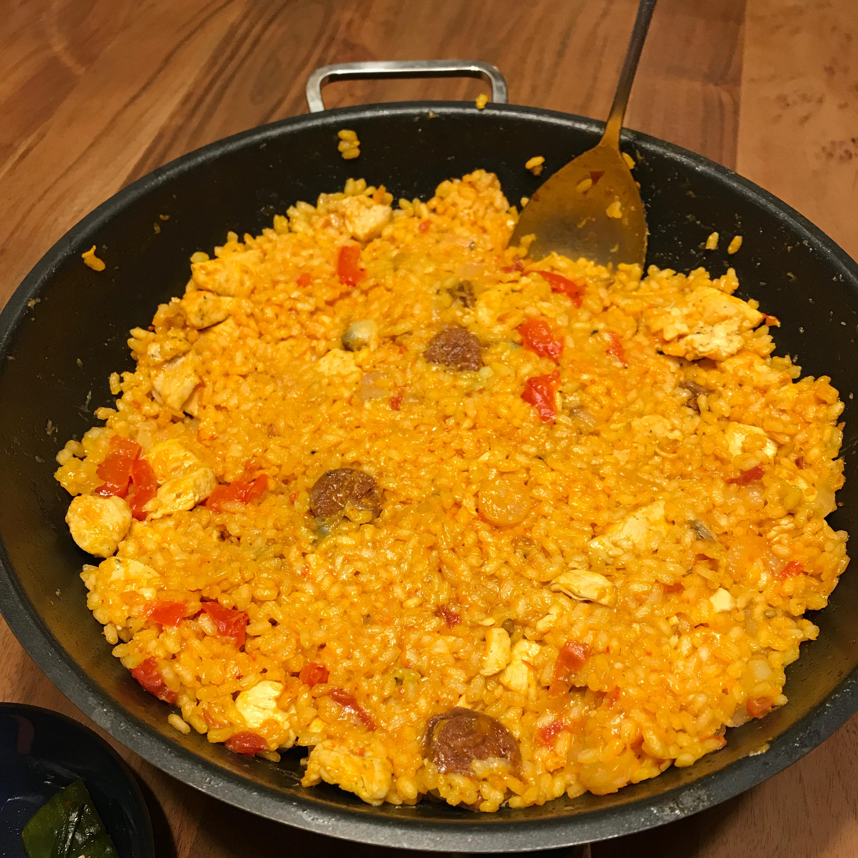 Paella III Martijn Van Rossum