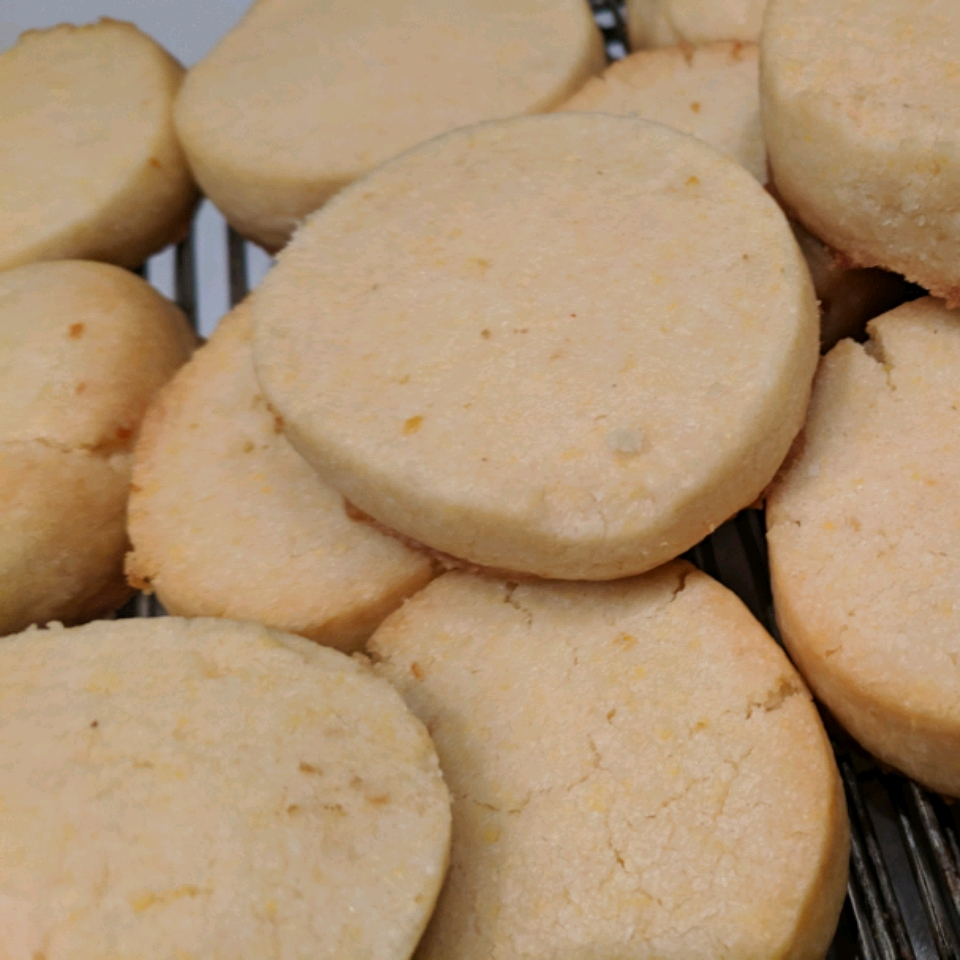 Lemon Polenta Biscuits Mary Zink