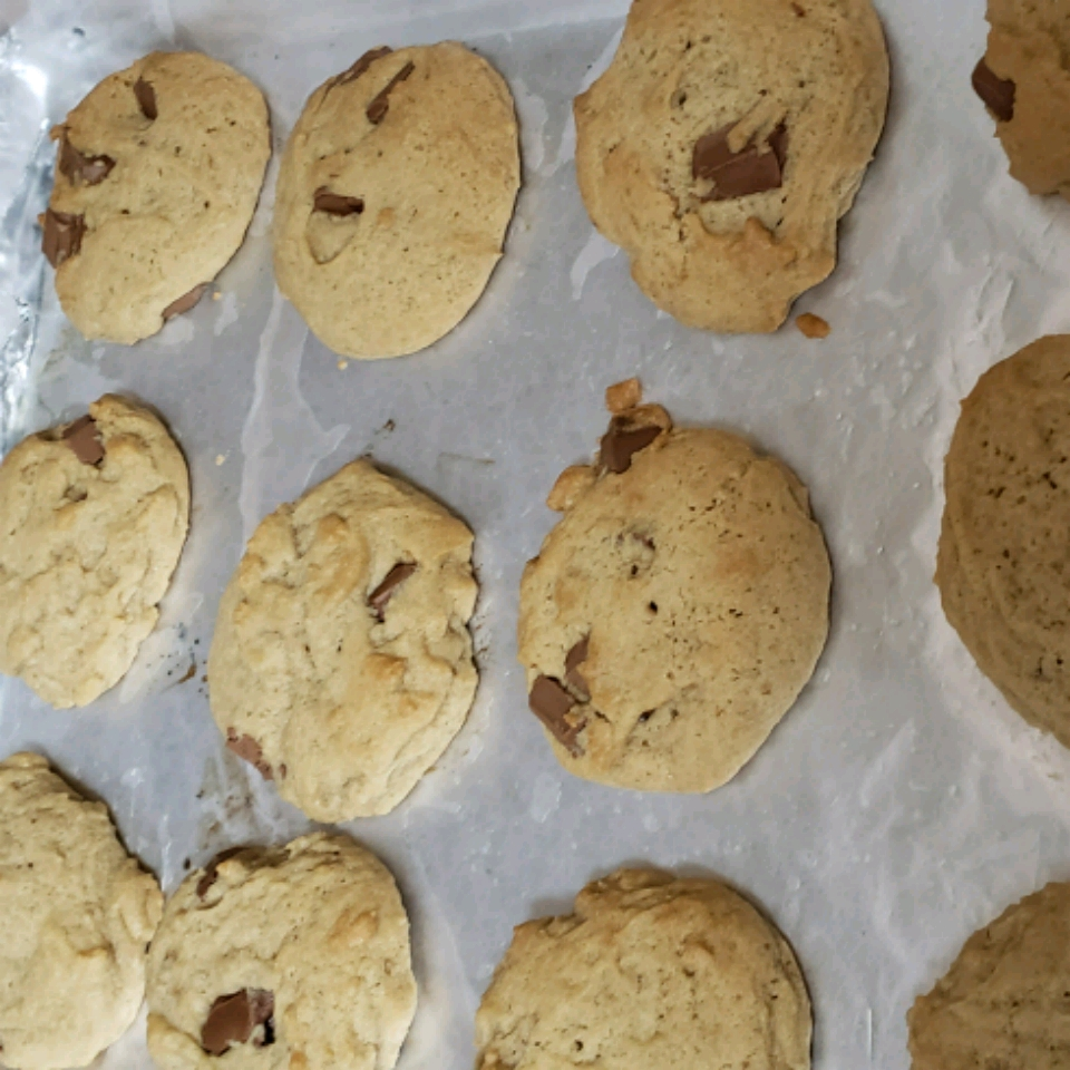 Chocolate Chip Chunk Cookies