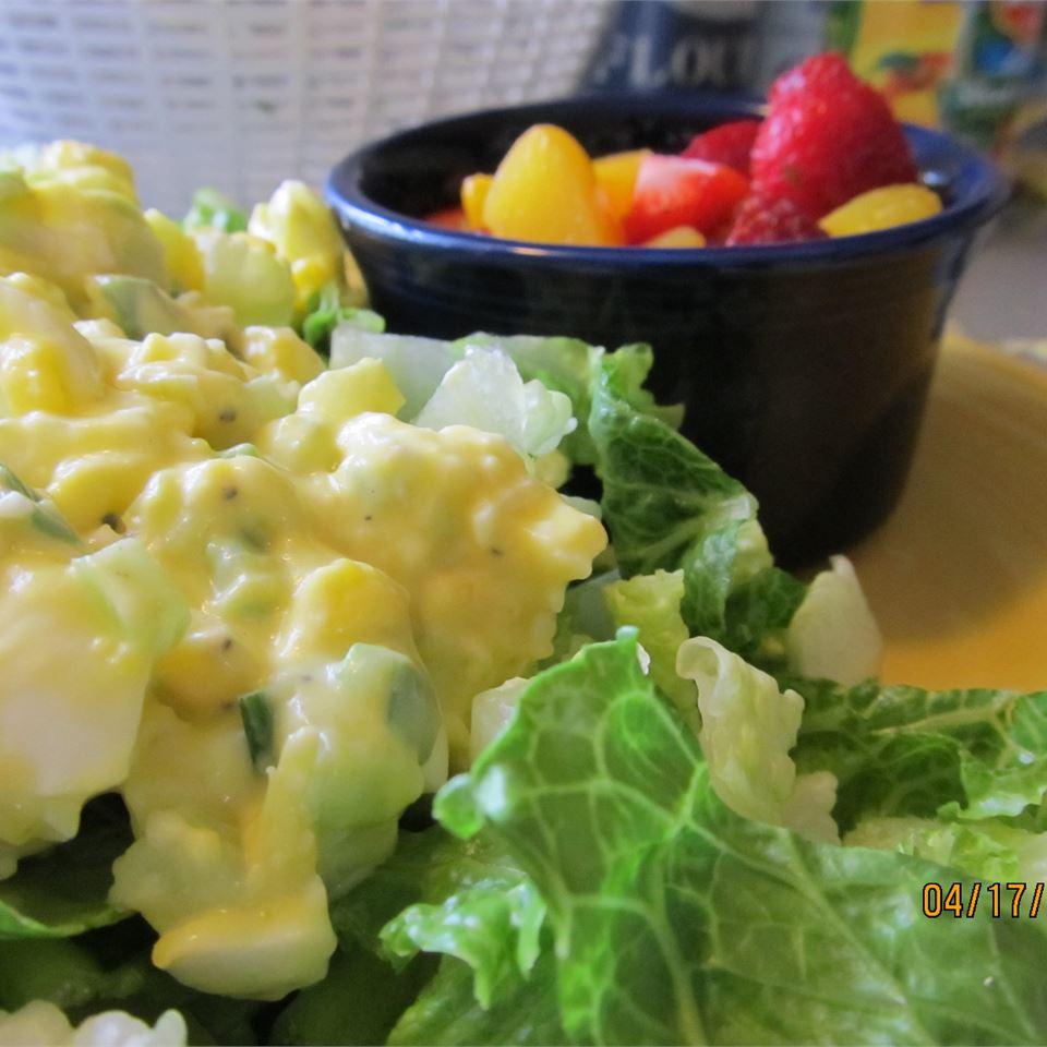 Jen's Heavenly Egg Salad
