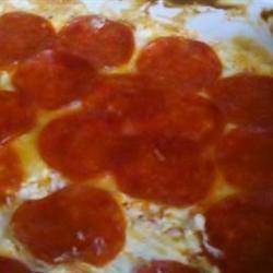 Pepperoni Dip Melissa Renner