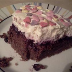 Chocolate Cavity Maker Cake fakeymcfake