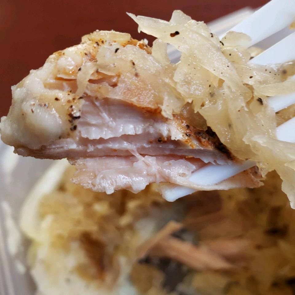 Slow Cooker Pork Chops Arlean Mitchell