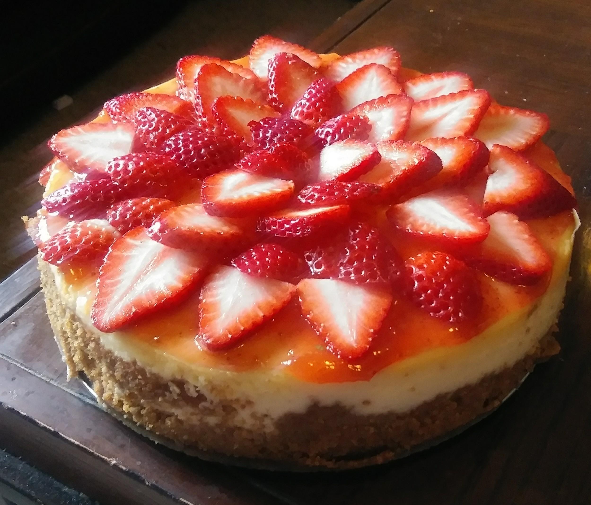 Mom's Cheesecake