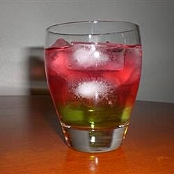 candy apple on the rocks recipe