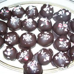 Addictive Chocolate Truffles chelle