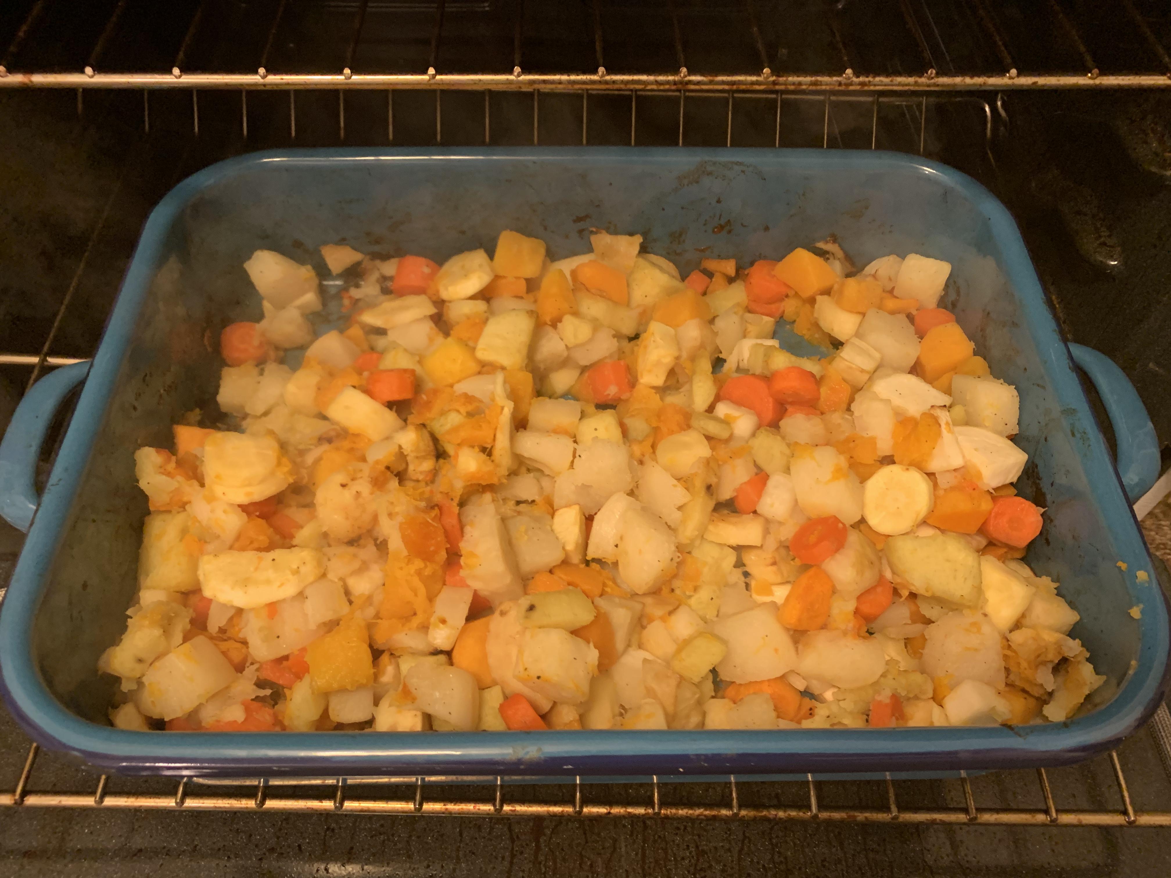 Winter Root Vegetable Soup Liz Weyer