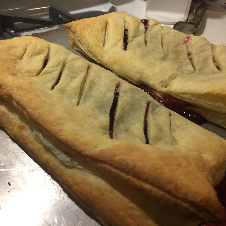 Black Walnut and Cherry Strudel pizzaplease