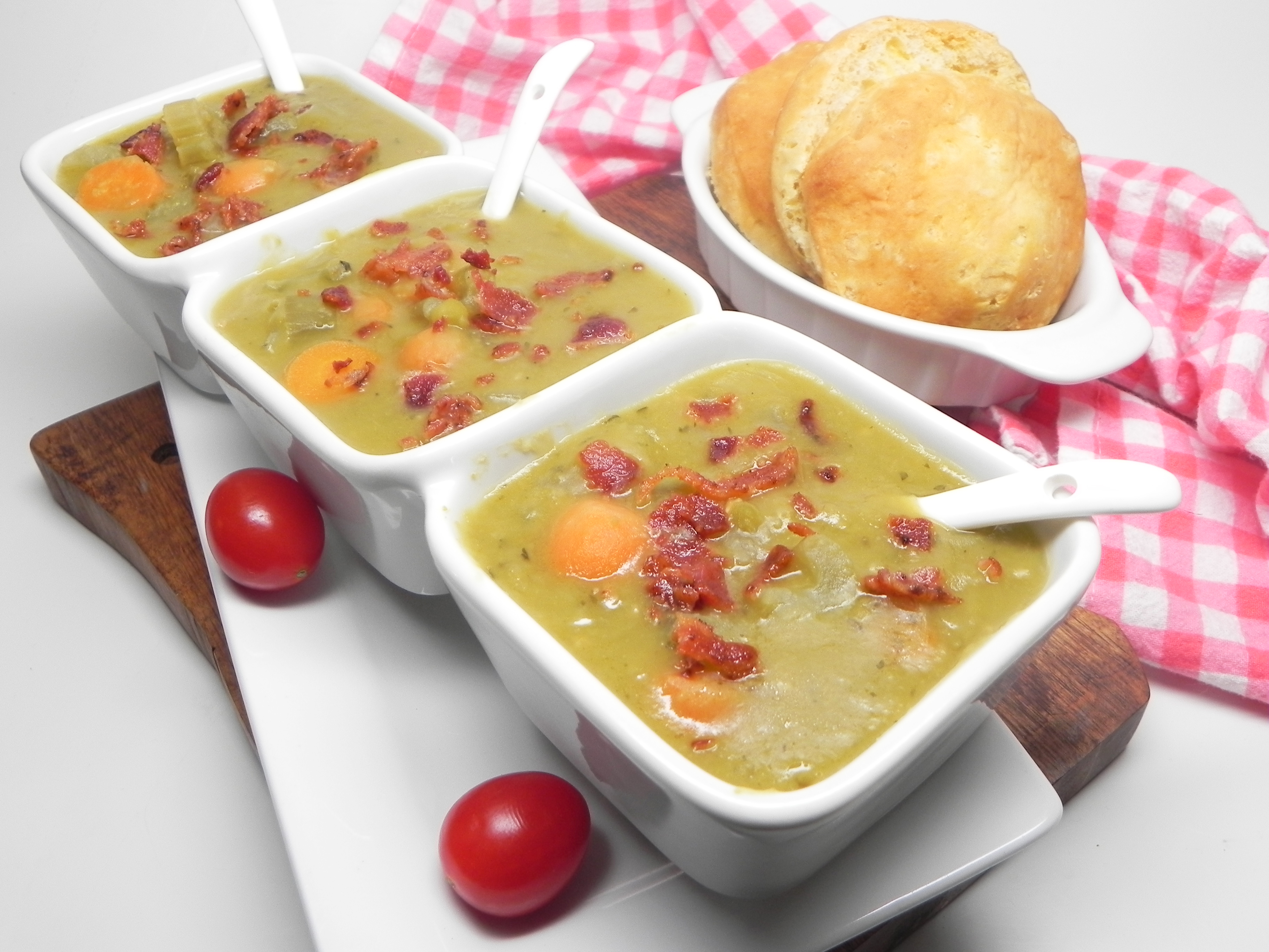 Instant Pot® Split Pea Soup vicky